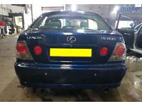 Lexus IS200 Auto For Sale
