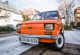 FIAT 126 (1982) LHD FULLY RESTORED