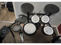Roland td17 electronic drum kit