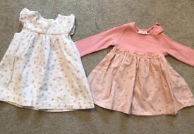 Dresses - 3-6 months
