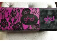 GHD Limited Edition Pink Orchid Styler Hair Straighteners