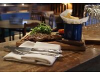 Valentine's Day Dinner Steak Special (Week Long Offer)