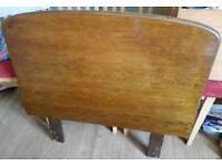 Wooden Single Headboard