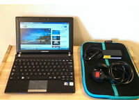 Laptop - Netbook Samsung in excellent working and visual condition. Original windows 7 - 10!