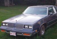 1984 Cutlass Calais rare options. ..original car
