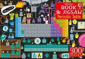 Periodic table jig saw