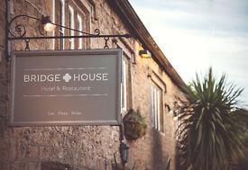 Chef de Partie, Bridge House, West Dorset