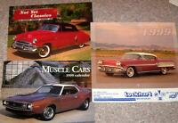 Muscle Cars Photos Calendars GTO AMX Camaro Z28 Nova Cobra 427