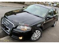 2007 Audi A3 Limited Edition FULL YEAR MOT