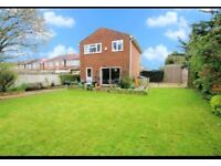 A WELL PRESENTED FOUR BEDROOM DETACHED FAMILY HOME WITH 2 RECEPTIONS CLOSE TO HEATHROW AND HAYES