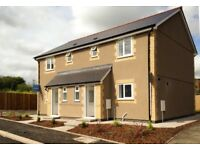 NEW BUILD! Beautifully presented, Modern 3 bed Home