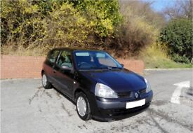 Renault Clio 1.2 Campus 3dr Low milage - Service history - Smooth Drive