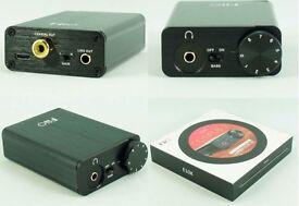 FiiO - E10K Olympus USB DAC and Headphone Amplifier