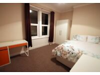 Spacious Double in Modern House Share, Heaton