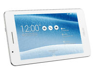 7-inch ASUS Memo Pad 7 Android Tablet - White - Boxed