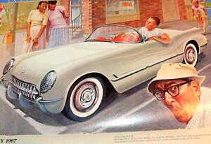 Artist Cliff Kearns Drawings Classic Auto Moments GM Automobiles Oakville / Halton Region Toronto (GTA) image 3