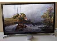 SAMSUNG - UE32J4500 Smart 32inch LED TV [DISPLAY PARTIALLY DAMAGED]