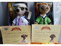 Meerkat Toys Brand New