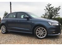 2016 Audi A1 Sportback TFSI S-Line - LOW MILEAGE, GREAT CONDITION
