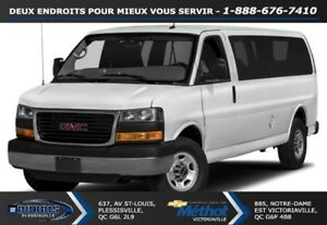 2017 GMC Savana 3500 LT + 15 PASS + CAMERA + CRUZE
