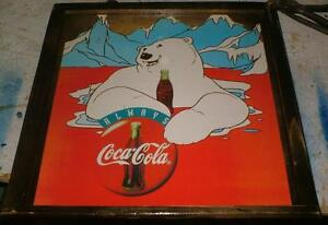 Coca-Cola collectors item - one of a kind hand-crafted  pic