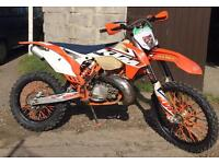 Ktm 250 EXC - 12M MOT - Ready to ride! - road legal enduro mx supermoto 300 200 125 sx xc