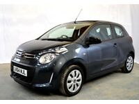 CITROEN C1 1.0 VTi FEEL AIRSCAPE CONVERTIBLE - CHEAP TO RUN - GREAT LOOKING SMALL CAR - LOW MILEAGE
