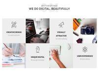 Website Design for Small Businesses, Online Stores, Logo & Branding Design, Social Media Business