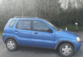 Suzuki Ignis Blue Petrol 5 door Spares Repairs