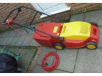 Wolf Garten 6.40E electric rotary mower