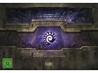 PC  StarCraft II Heart of the Swarm Collector's Edition NAGELNEU Nordrhein-Westfalen - Gelsenkirchen Vorschau