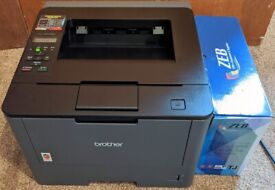 Brother Laser Printer In as new condition Retired so no longer used