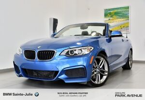 2015 BMW 2 Series xDrive, M Track Package, Navigation