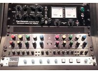 Analogue sound hi-end Boutique mastering