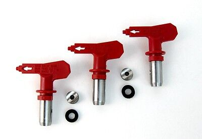 Titan Sc6 415 Spray Tips 3-pack 662-415 Or 662415