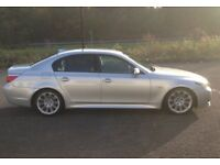 BMW 530D M SPORT BUISNESS SPEC FULLY LOADED FULL SERVICE HISTORY