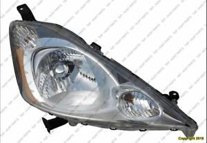 Head Lamp Passenger Side With Sport Package High Quality Honda Fit 2009-2011