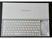 APPLE WIRELESS KEYBOARD AND MAGIC MOUSE 2 - BRAND NEW IN BOX