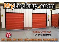 MyLockup | Self Storage Solutions | Thirsk