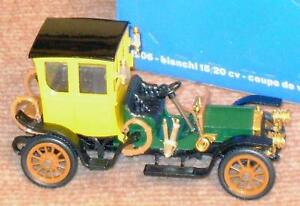 1905 Bianchi Coupe de Ville by RIO in 1/43 (o) scale