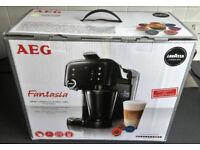 LAVAZZA FANSTASIA COFFEE MACHINE - NEW AND BOXED