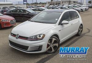 2015 Volkswagen Golf GTI 5-Door 2.0T AUTOBAHN | Bluetooth | Siri