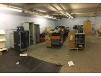 Servers, telecoms equipment, laptops etc - Sold separately with prices from £5