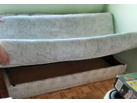 Sofa Bed - double, good condition