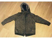 Winter jacket 7/8 years