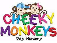 Cheeky Monkey's Day Nursery (London) ltd