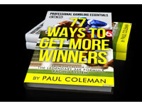 Free Horse Racing Book - 77 Ways to Get More Winners