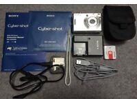 Digital Camera: Sony Cybershot DSC-W35