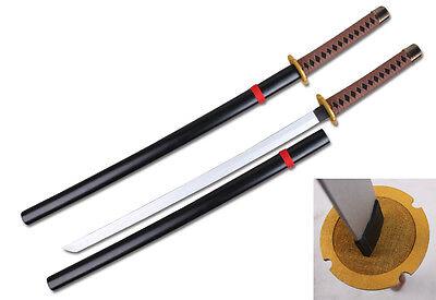 "Japanese Anime Inuyasha Meidou Tessaiga Cosplay Props Weapon Wooden Sword 39"""