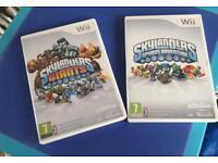 Nintendo Wii - Skylander Games